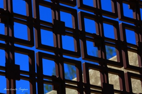 Blue, Weekly Photo Challenge, geometric