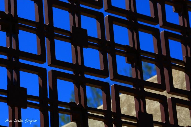 Blue, Weekly Photo Challenge, geometric