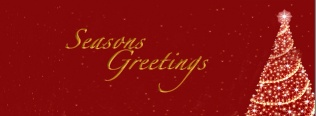 Seasons Greetings Banner