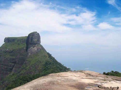 Gavea's rock, Brazil