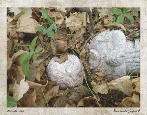 Forgotten garden:  Memento Mori