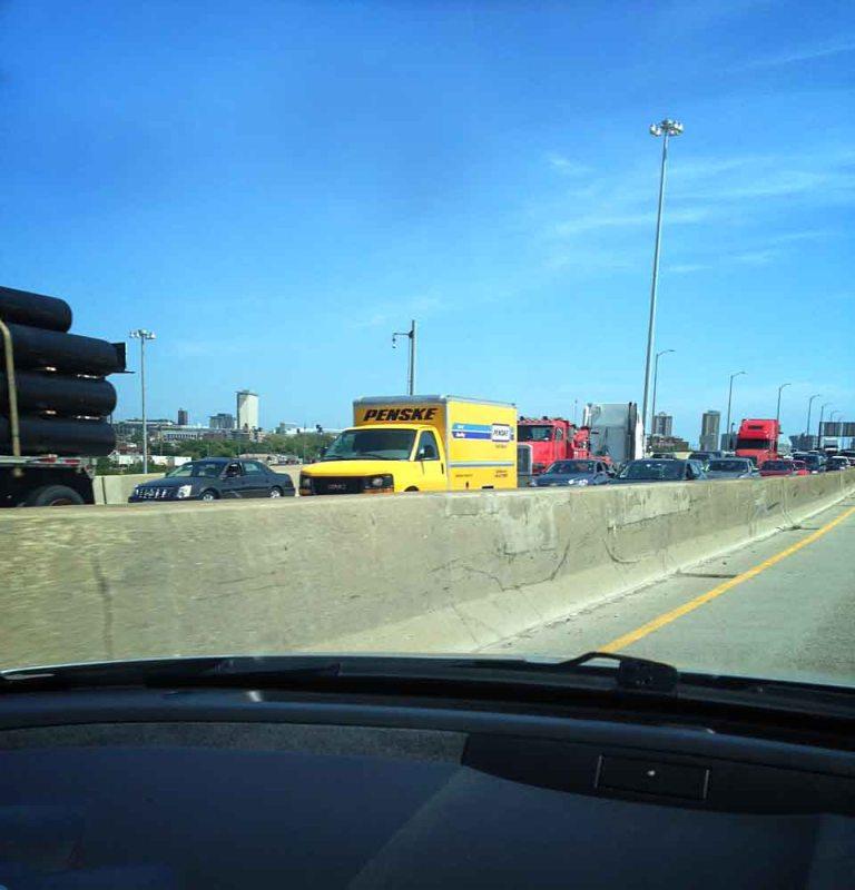 Dan Ryan, Chicago, Traffic,