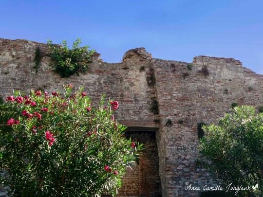 Ruins, Durress Castle, Duress Albania