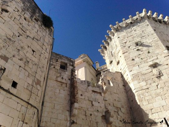 Old City Wall, Split, Croatia