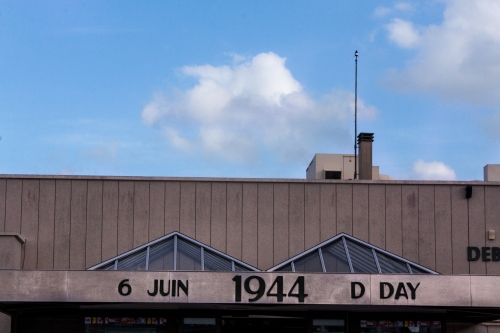 D Day Musuem, Arromanches, France,