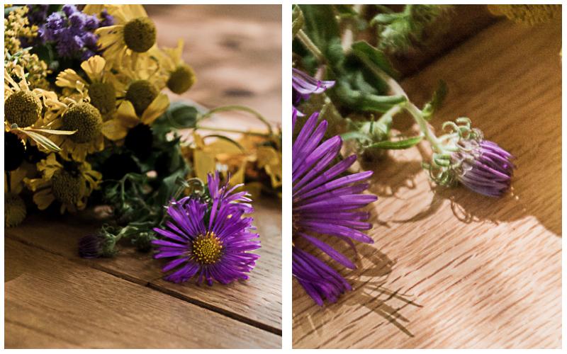 Wildflowerbunch diptych 2